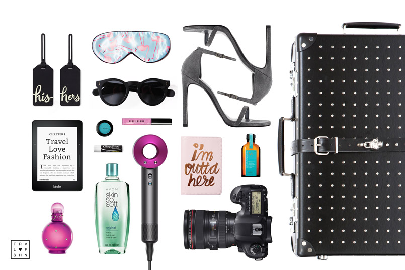 Gift Guide for the Stylish Traveler 2018
