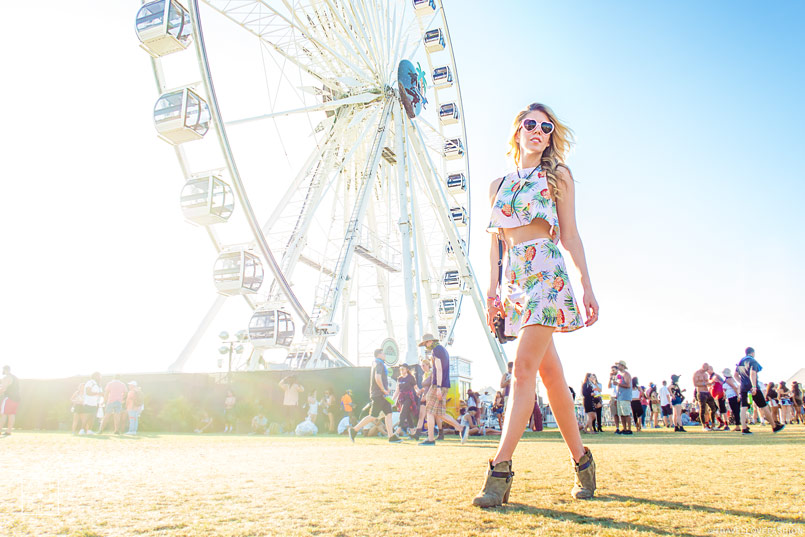 Step by step guide to living your best life at Coachella Music Festival.