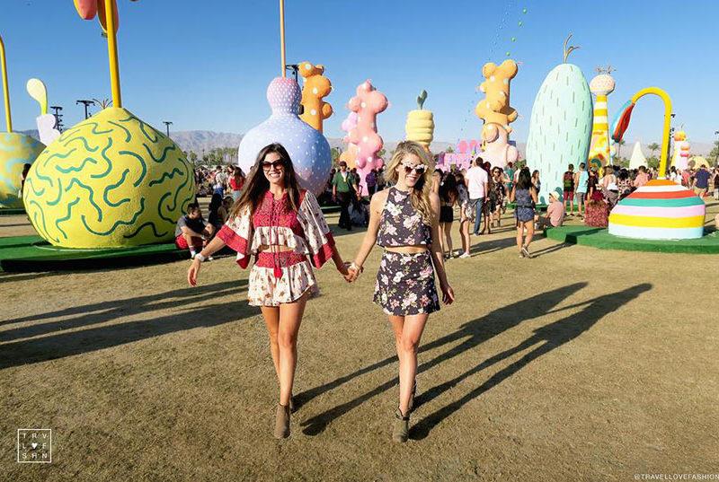 Coachella Music Festival 2020 Guide - Friends