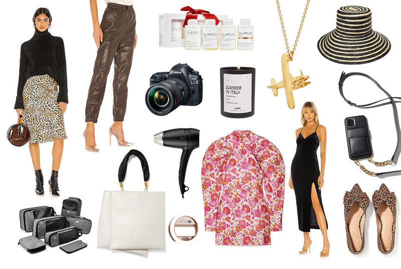 Gift guide for the stylish traveler 2019.